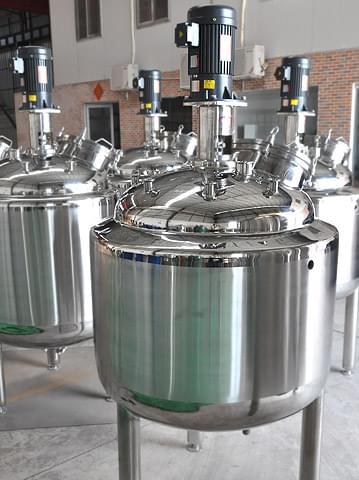 蒸汽加热乳化罐