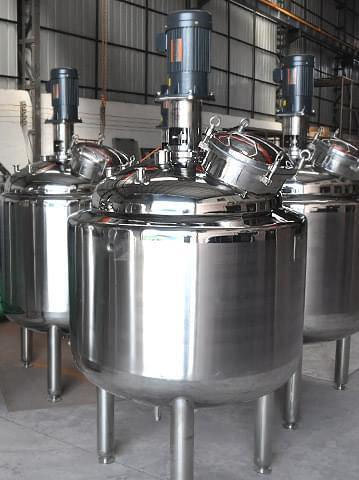 大型不锈钢储罐