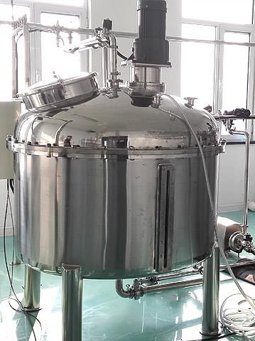 化工厂搅拌罐组