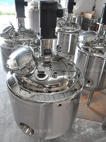 高剪切乳化罐