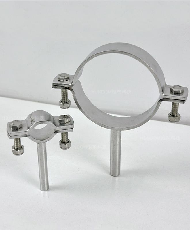 平板管支架
