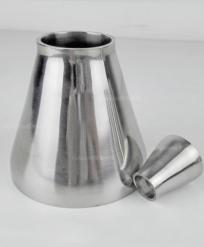 卫生级焊接大小头
