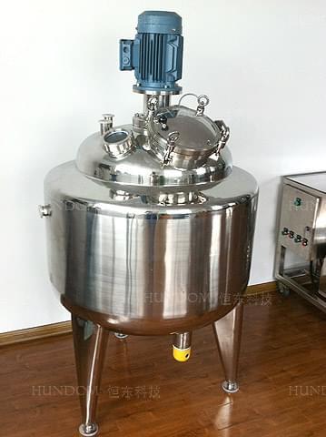 电加热保温乳化罐