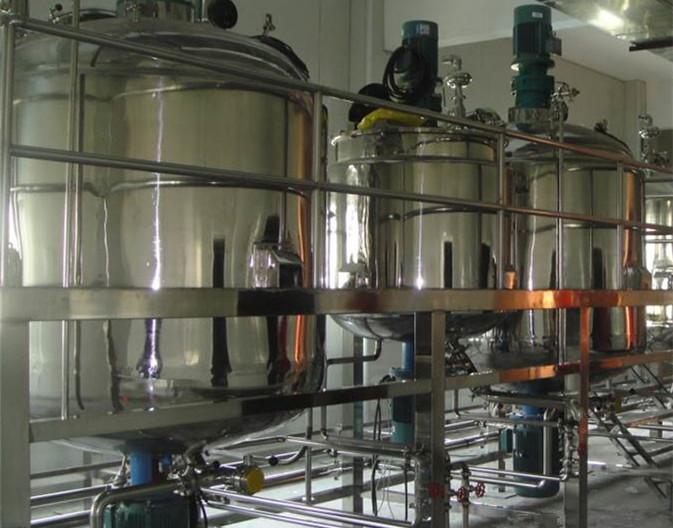 分散罐在涂料生产线上的重要性